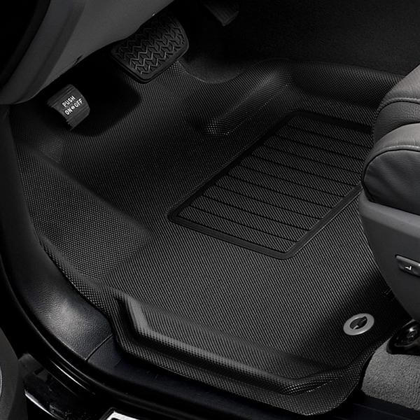 1st Row Kagu Floor Liners for Tesla Model 3