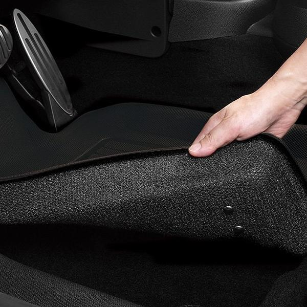 Complete Set of Kagu Floor Liners for Tesla Model 3