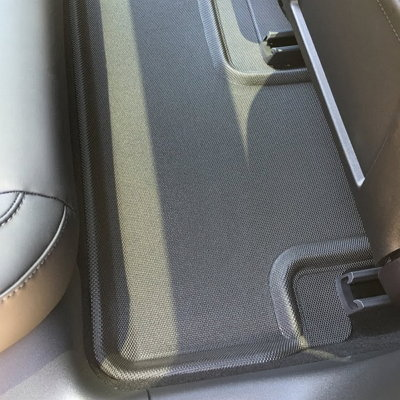 3D MAXpider floor liners for Tesla 3 2nd row