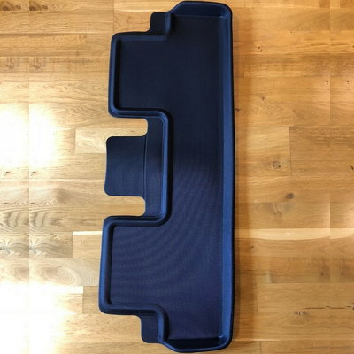 3D MAXpider floor liners for Tesla 3 second row